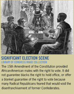 an analysis of the fifteenth amendment of the us constitution Added to the constitution in 1870, the fifteenth amendment was the final of the  three  the constitutional meaning of the civil war was reflected in these three.